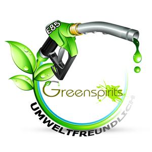 Greenspirits E85 BioEthanol unrüstung/umbau Logo